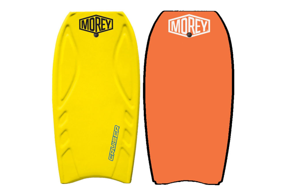 "Morey Cruiser 42.5"" Bodyboard w/ Coiled Leash Review"